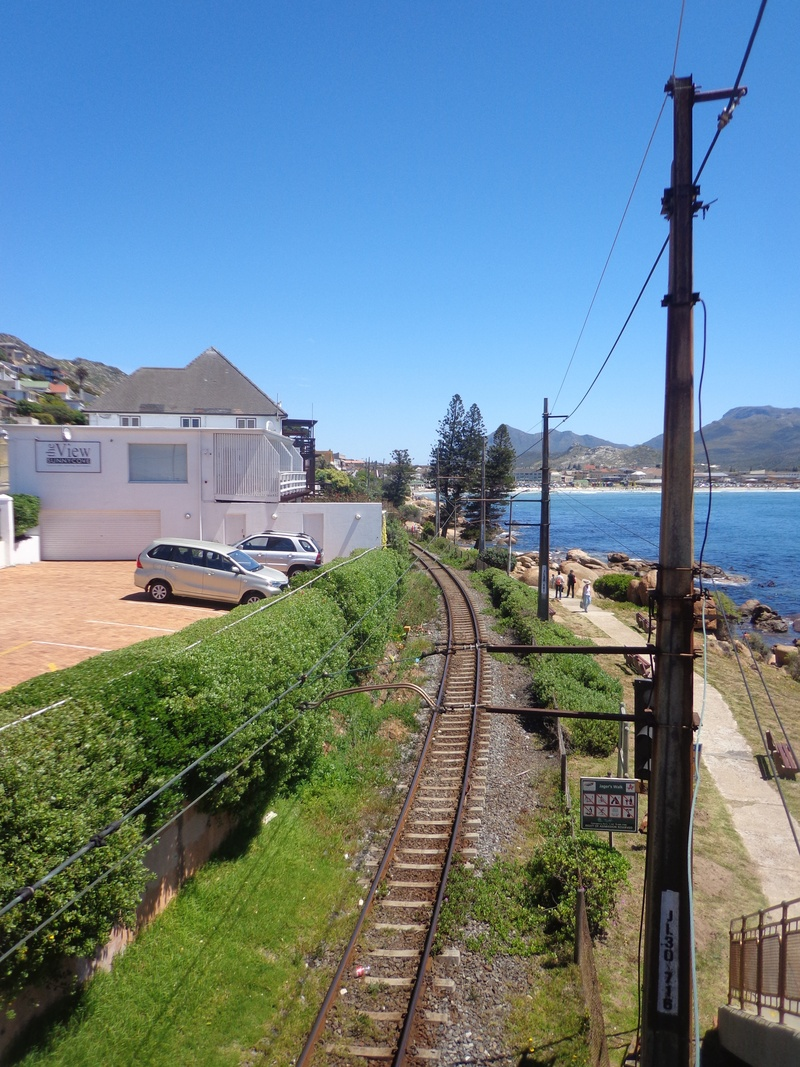 Seaside Cottages Fish Hoek Beach Self Catering