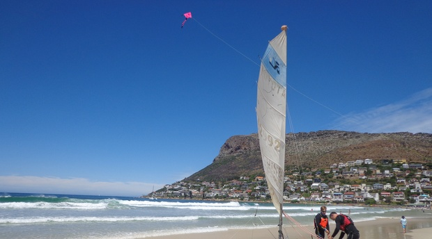 Blue Flag Status for Fish Hoek Beach