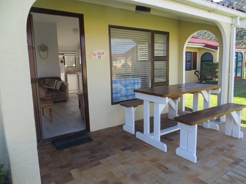 Holiday accommodation Fish Hoek