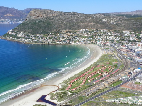 Family holiday accommodation Fish Hoek