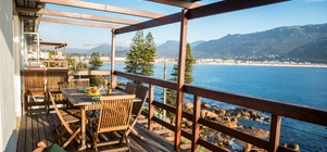 Summertime Delight at The Upper Deck - Sunny Cove